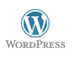 Логотип CMS WordPress